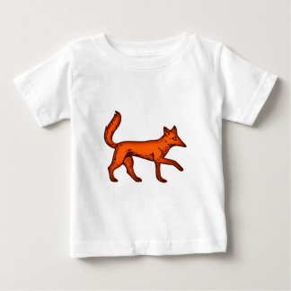 Fuchs fox baby t-shirt
