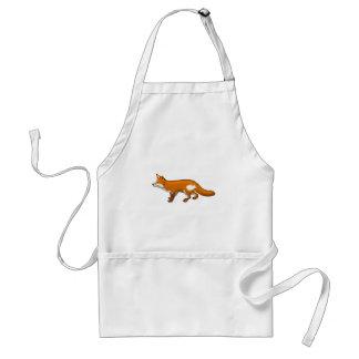 Fuchs fox schürze