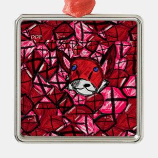 Fuchs und Rubins Silbernes Ornament