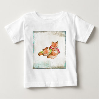 Füchse Baby T-shirt