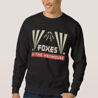 Füchse im Henhouse Sweatshirt