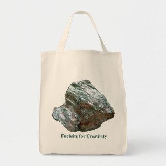 Fuchsite für Kreativitäts-Taschen-Tasche Einkaufstasche