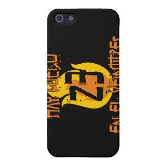 Fuegoen-EL 23 iPhone 5 Cover