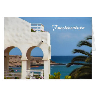 Fuerteventura-Karte Karte