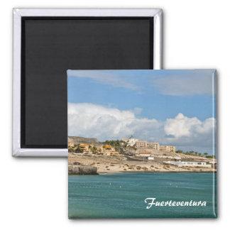 Fuerteventura Quadratischer Magnet