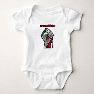 Fuerza Mexiko Baby-Bodysuit Baby Strampler