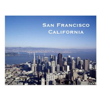 Fügen Vintage Tourismus-Reise Kaliforniens hinzu Postkarte