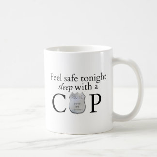 Fühlensicheres heute Abend! Kaffeetasse
