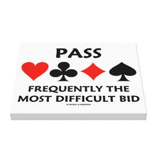Führen Sie häufig die schwierigste Angebot-Brücke Gespannter Galeriedruck