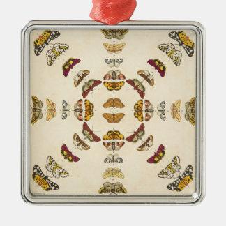 Führen Sie von Platte XI einzeln auf Silbernes Ornament