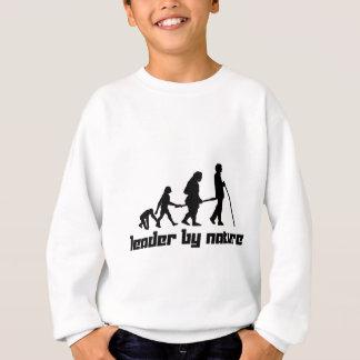 Führer von Natur aus Sweatshirt