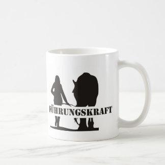 Führungskraft Kaffeetasse