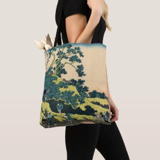 Fuji von Mishima-Durchlauf Tasche
