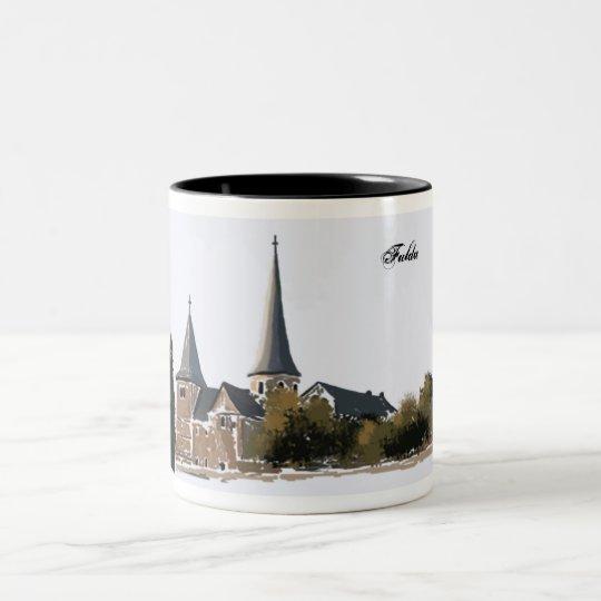Fulda Zweifarbige Tasse