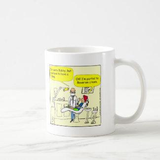 füllender Cartoon 310 Kaffeetasse