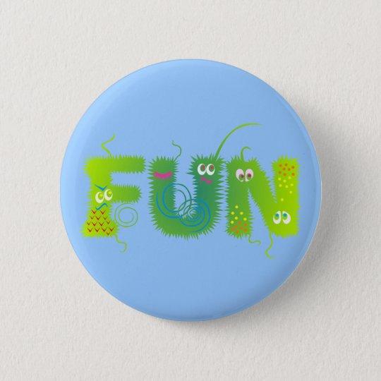 fun runder button 5,1 cm