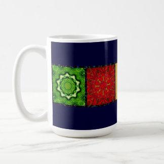 Fünf Elemente Kaffeetasse