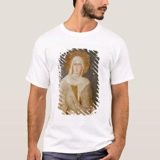 Fünf Heilige, Detail von St. Clare T-Shirt