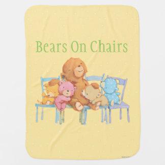 Fünf knuddelig und bunt betrifft Stühle 2 Puckdecke