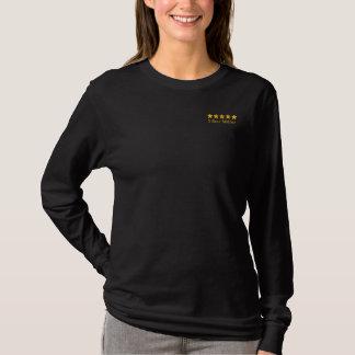 Fünf-Sternemutter-Preis-T - Shirt - Geschenk der
