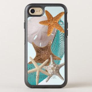 Fünf Sternestarfish-Ozean-Leben OtterBox Symmetry iPhone 8/7 Hülle