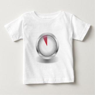 Fünf vor zwölf Time is running out Baby T-shirt