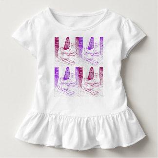 Fünfte Position Kleinkind T-shirt