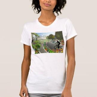 Fünftes heiliges, im Jahre 2048 W.-Spirale zurück T-Shirt