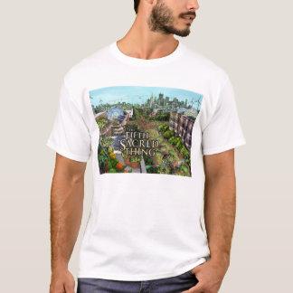 Fünftes heiliges Stadt-T-Stück T-Shirt