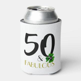 Fünfzig und fabelhafte Dose cooler Dosenkühler
