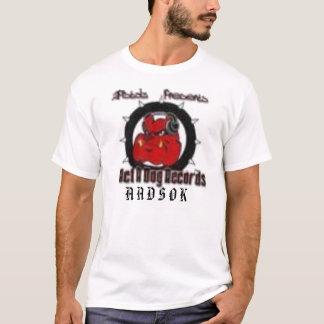 FUNGIEREN ein DOGG PLATTEN T - Shirt