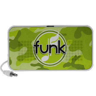 Funk hellgrüne Camouflage Tarnung Mp3 Speaker
