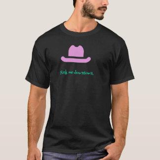 Funk ich im Stadtzentrum gelegene Kleidungs-Linie T-Shirt