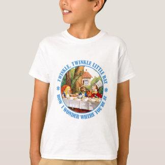 Funkeln-Funkeln-kleiner Schläger, wie ich wo mich T-Shirt