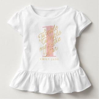 Funkeln-Funkeln mein kleiner Stern Kleinkind T-shirt