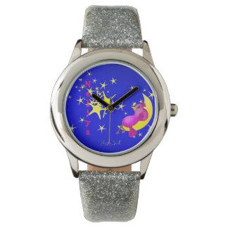 Funkeln-kleiner Stern durch Happy Juul Company Armbanduhr