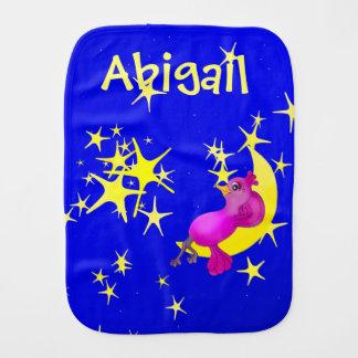 Funkeln-kleiner Stern durch Happy Juul Company Baby Spucktuch