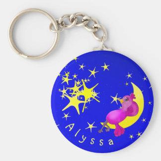 Funkeln-kleiner Stern durch Happy Juul Company Schlüsselanhänger
