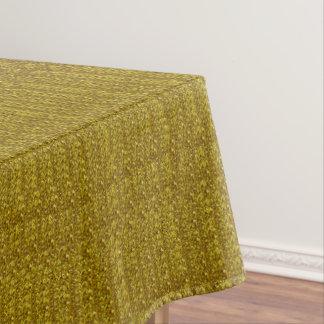 Funkelnd Goldpapier Tischdecke