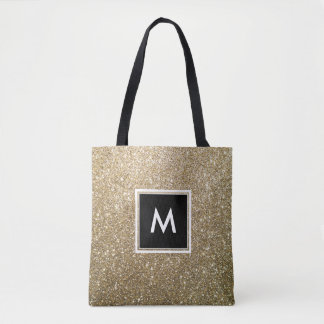 Funkelnd Monogramm-Taschen-Tasche Tasche