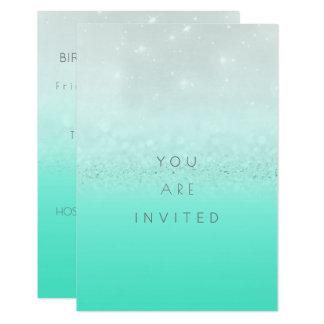 Funkelnd Überraschungs-Party Karte