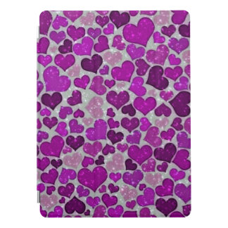 Funkelnde Herzen, iPad Pro Hülle