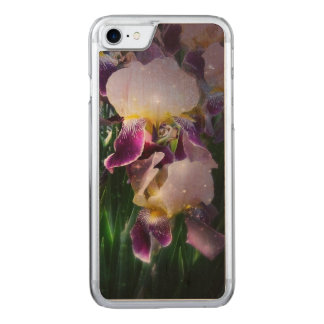 Funkelnde Iris Carved iPhone 8/7 Hülle