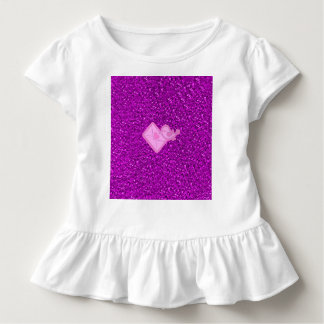 funkelnde Liebemitteilung Kleinkind T-shirt