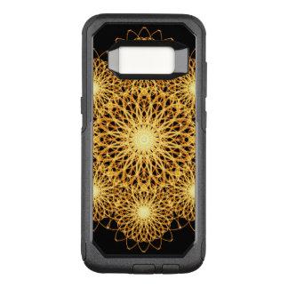 Funken-Mandala OtterBox Commuter Samsung Galaxy S8 Hülle