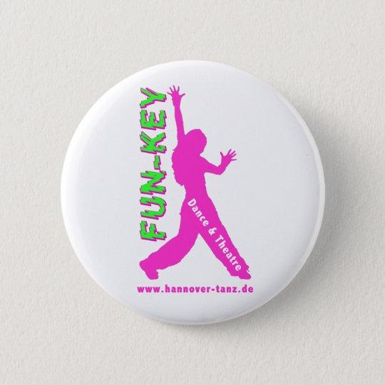 funkey runder button 5,7 cm