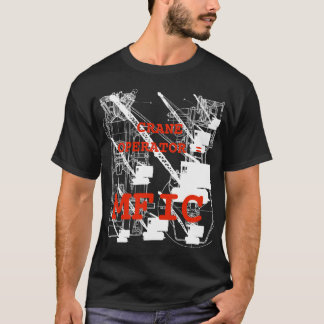 Funktionierender Ingenieur = MFIC Vintager T-Shirt