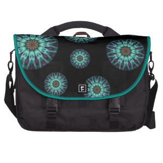 Funky Blumen Laptop Tasche