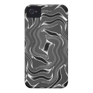 Funky Designer-graues BlackBerry-mutiger Kasten iPhone 4 Case-Mate Hülle