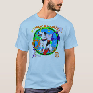Funky Jack Russell T-Shirt
